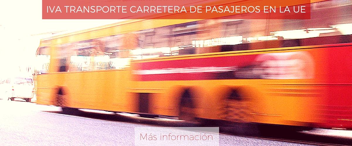 Empresas de transporte de pasajeros en la UE